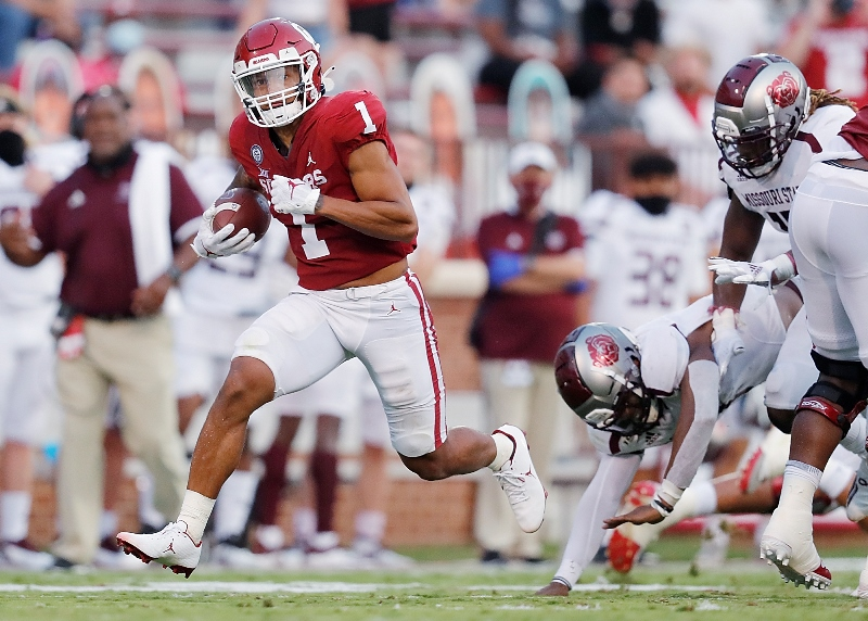 Ty Russell Seth McGowan Oklahoma MissouriState 091220
