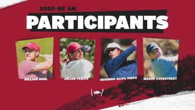 Razorbacks Ready For 2020 U.S. Amateur