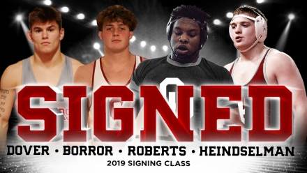 Sooners Sign Four for 2019