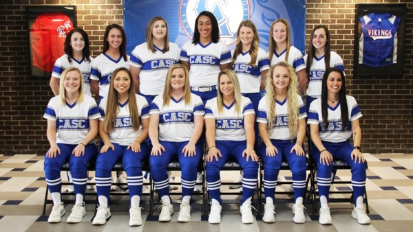 CASC Athletic Teams Recognized for Academic Success