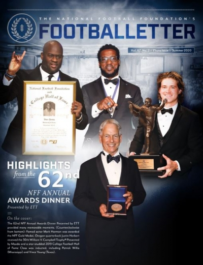 NFF Footballetter: Highlights from the 62nd NFF Annual Awards Dinner