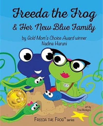 New Kid's Book Teaches Diversity, Equality and Blended Families