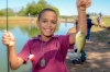 Looking to improve your fishing skills? Join us Tuesday, August 25, 2020 for the kick-off to our fall fishing courses. There will be an in-person Close to Home Family Fishing Clinic held in OKC at South Lakes Park's east pond from 5-7 p.m. If you can't make the event, check out our virtual course for Close to Home Fishing waters and pond fishing tips from 1-3 p.m. that same day. Registration is required and space is limited.