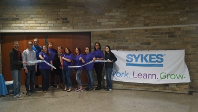 Sykes Ribbon Cutting
