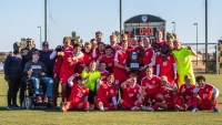 ROGERS STATE CAPTURES #theGAC/MIAA MEN'S SOCCER CHAMPIONSHIP TITLE
