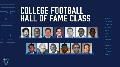 NFF Announces Illustrious 2021 College Football Hall of Fame Class