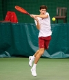 Men's Tennis Continues Homestand Against Golden Hurricane