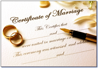 Marriage Licenses December 21-25, 2020