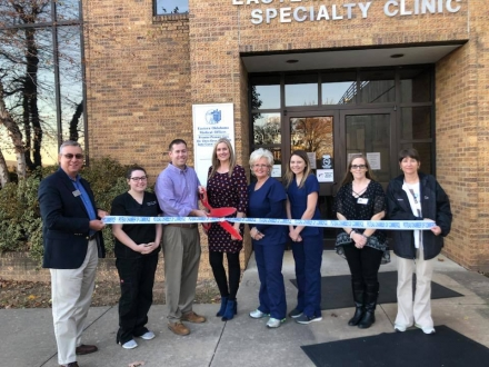 Chamber Welcomes Premier Primary Care with Ribbon Cutting
