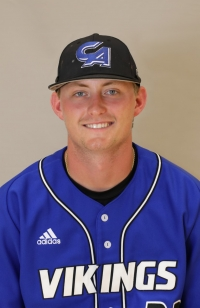CASC BASEBALL PLAYER RECEIVES COLLEGIATE ACCOLADE FOR THE 2nd YEAR