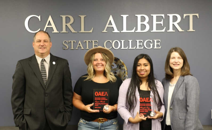 CASC EDUCATION STUDENTS CLAIM TOP STATE AWARDS