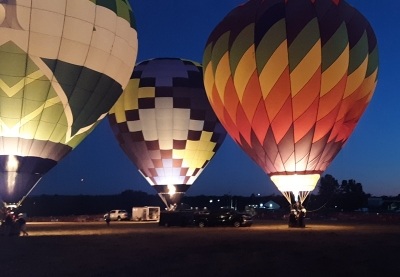 Photo from Poteau Balloonfest 2019