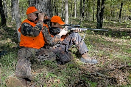 The Wildlife Department and the NRA are partnering to offer a free hunter education course online at http://www.wildlifedepartment.com/education