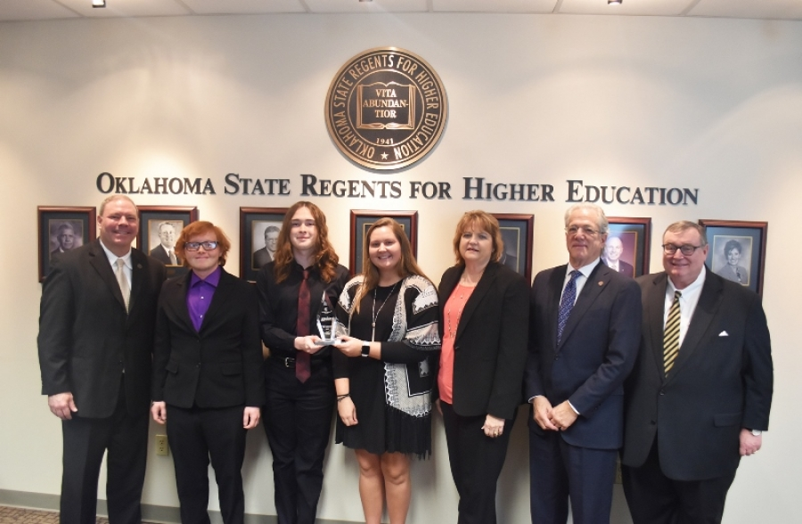 Eastern's PTK Society claims 10th consecutive victory in statewide voter registration contest