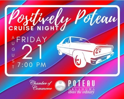 Poteau Cruise Night August 21, 2020