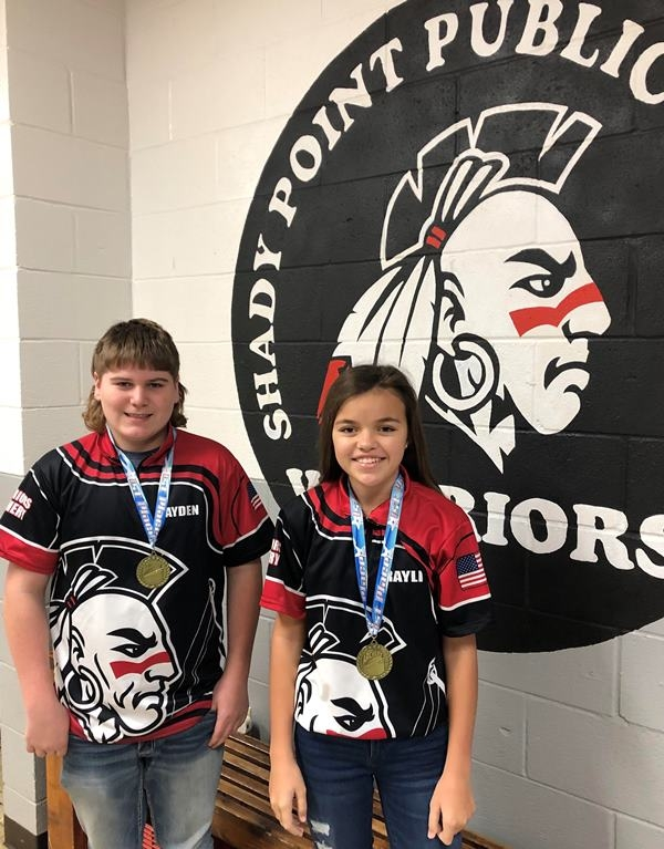 Warrior Archers Place at Bentonville Tournament