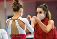 Gymbacks See Improvements In Loss To LSU