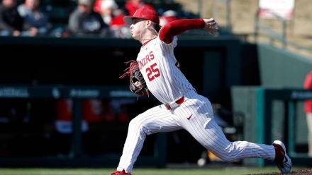 OU Baseball Shuts Out Rice to Win Series