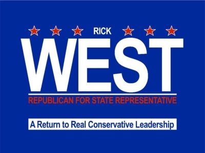 Rick West Announces Candidacy for Oklahoma House District 3