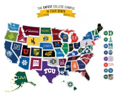 University of Central Oklahoma has the #1 safest campus in Oklahoma