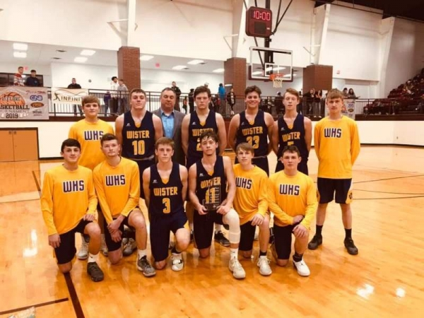 Wildcats win Consolation at LCT