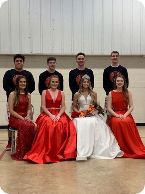 Poteau High School Basketball Homecoming