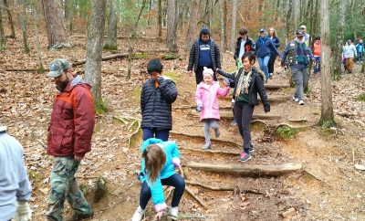 Oklahoma Tourism & Recreation Department to Celebrate New Year with First Day Hikes Across State on Jan. 1