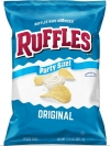 Frito-Lay Issues Voluntary Allergy Alert on Undeclared Milk in Small Number of Ruffles Original Potato Chips