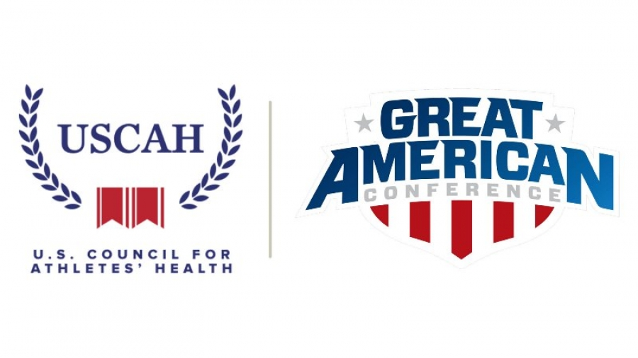 GAC AND U.S. COUNCIL FOR ATHLETES' HEALTH ANNOUNCE PARTNERSHIP