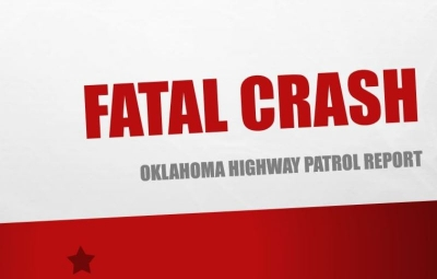 Fatal Crash South of Tahlequah in Cherokee County