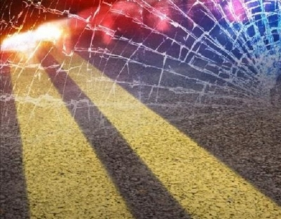 Two Injured in Haskell County Accident