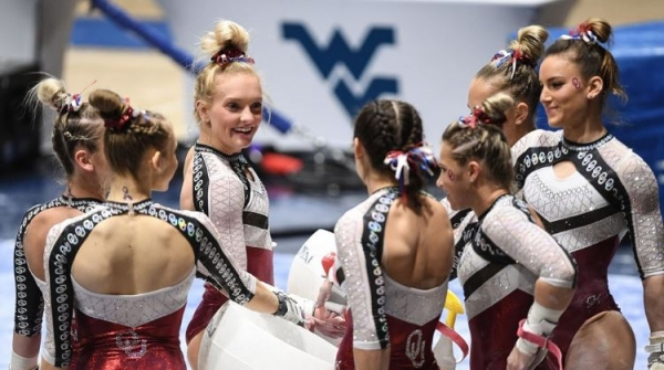 SOONERS SECOND AT BIG 12 CHAMPIONSHIP