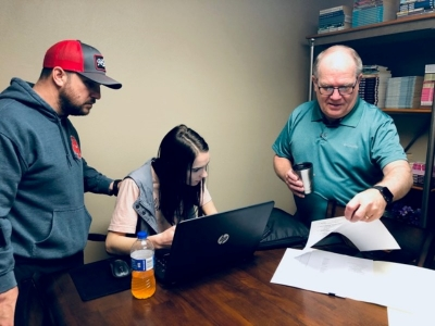 Poteau Covenant Church Offering online church due to COVID 19 Outbreak
