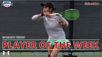 GAC WOMEN'S TENNIS PLAYER OF THE WEEK (MARCH 10)