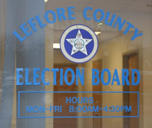 ELECTION EMERGENCY IMPACTS APRIL 7 ELECTION IN LEFLORE COUNTY