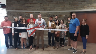 Poteau Chamber welcomes Arnold Insurance Agency as new members