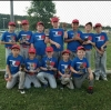 Cowboys 8U League Champions
