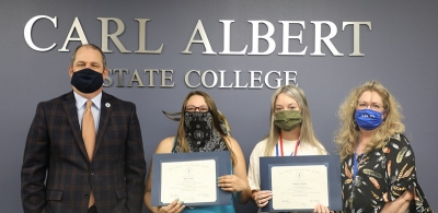CARL ALBERT STATE COLLEGE PHI THETA KAPPA STUDENTS NOMINATED FOR SCHOLARSHIPS