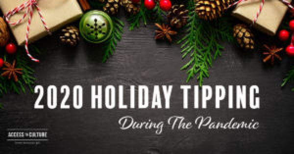 2020 Guide to Holiday Tipping During the Pandemic