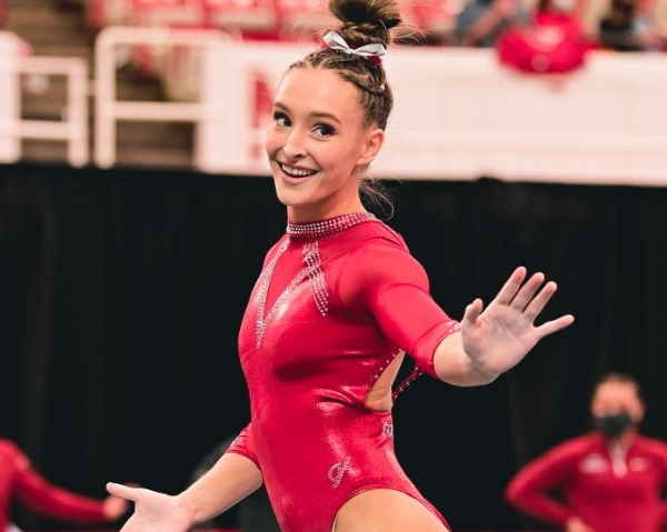 Gymbacks Post Third-Highest Team Score In Loss To No.1 Florida