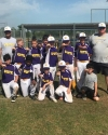 Congratulations to this 3rd and 4th grade Kids Pitch team from Wister