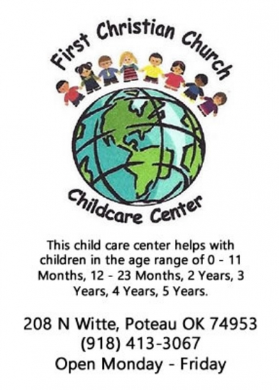 A Public Service Announcement: Local Daycare participates in CACFP