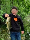 Kelton Arthur, age 11, with a largemouth bass he caught. Share your photos with us on Facebook, Twitter and Instagram. The Wildlife Department is working with the Oklahoma Health Department to craft messaging that promotes responsible outdoor recreation during the COVID-19 outbreak. The Department and health authorities agree that safeguarding mental health is important and spending time outdoors is a great way to do so, while following guidelines issued by federal and state authorities.