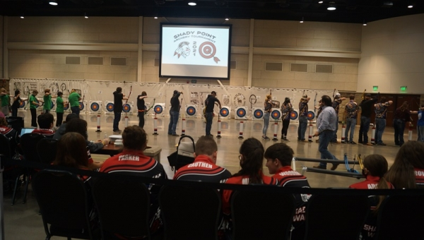 Shady Point Schools 3rd Annual Archery Tournament