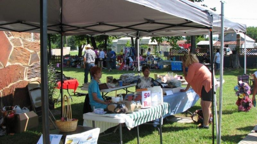 City wide Garage Sale in Talihina planned for Saturday Aug 7
