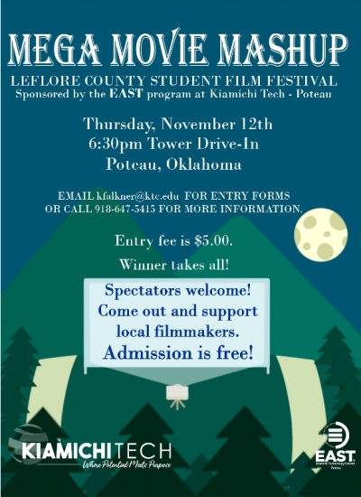 EAST Students to Host Film Festival