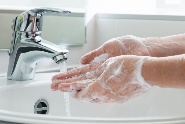 Handwashing tips from EOMC