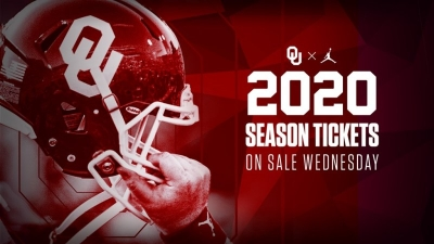 Limited Number of OU Football Season Tickets Available June 17