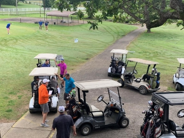 Third Annual LeFlore County Historical Society Golf Tournament
