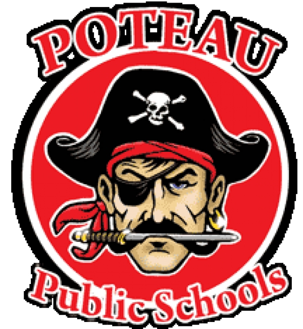 Poteau February 7th & 8th Grade Students of the Month